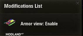 Armor info 9.22.0.1 [9.22.0.1], 2 photo
